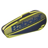 Babolat Club Essential 3-Bag - Black/Yellow
