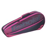 Babolat Club Essential 3-Bag - Black/Pink