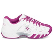 K-Swiss Bigshot Light Junior - White/Magenta
