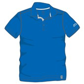 Slazenger Boys Essential Short Sleeve Polo - Royal Blue