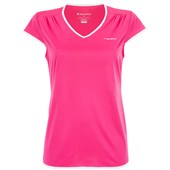 Tecnifibre Girls F1 Cool Top Pink/White
