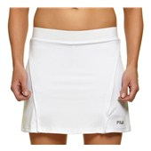Fila Ladies Essential Skort White