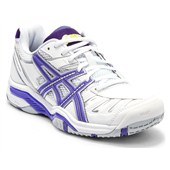 Asics Gel-Challenger 9 White/Purple/Lime