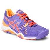Asics Gel-Resolution 6 Women Lavender/Coral/Nectarine