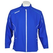 Babolat Mens Match Core Jacket - Bue