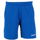 Babolat Mens Match Core Shorts - Blue