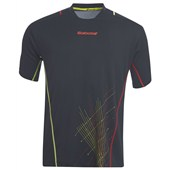 Babolat Mens Match Performance Tee - Anthracite