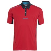 Babolat Mens Match Performance Polo - Red