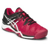 Asics Gel-Resolution 6 Men Fiery Red/Black/White