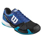 Wilson Mens Rush Pro 2.0 Clay Blue/Black