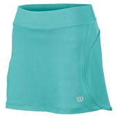 "Wilson Ladies Sporty 12.5"" Skort - Aruba Blue"