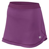 "Wilson Ladies SP Mesh 12.5"" Skort - Plumberry"