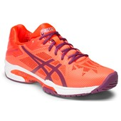 Asics Gel-Solution Speed 3 Women Flash Coral/Plum