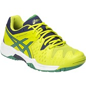 Asics Gel-Resolution 6 GS Boys - Lime/Pine/Indigo Blue