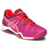 Asics Gel-Resolution 6 Women Berry/Flash Coral/Plum