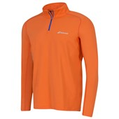 Babolat Mens Core 1/2 Zip - Flame