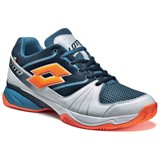 Lotto Mens Esosphere Clay - Blue/Orange