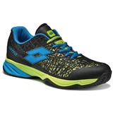 Lotto Mens Viper Ultra II Clay - Black/Blue/Green