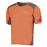 Babolat Mens Performance V-Neck Tee