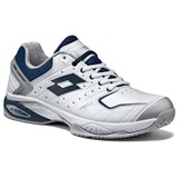Lotto Mens Raptor Leather Speed - White/Blue