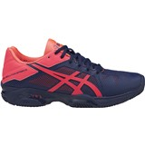 Asics Gel-Solution Speed 3 Women Clay Indigo Blue/Diva Pink