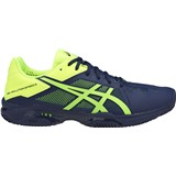 Asics Gel-Solution Speed 3 Men Clay Indigo Blue/Yellow