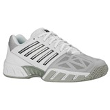 K-Swiss Mens Bigshot Light 3 - White/Silver