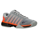 K-Swiss Mens Hypercourt Express - Highrise/Black/Blaze