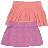 Lotto Ladies Twice II Skirt - Violet/Rose