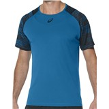 Asics Club GPX Tee - Thunder Blue