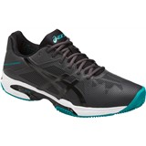 Asics Gel-Solution Speed 3 Men Clay Dark Grey