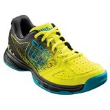 Wilson Kaos Comp Junior Yellow/Black/Blue