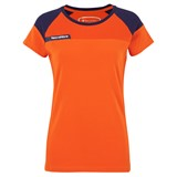 Tecnifibre Girls F1 Stretch Tee - Orange
