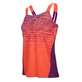 Babolat Ladies Performance Tank Top - Fluo Strike