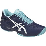 Asics Gel-Solution Speed 3 Women Clay Indigo Blue/White/Porcelain Blue