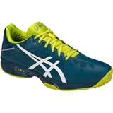 Asics Gel-Solution Speed 3 Men Clay Ink Blue/White/Sulphur Spring
