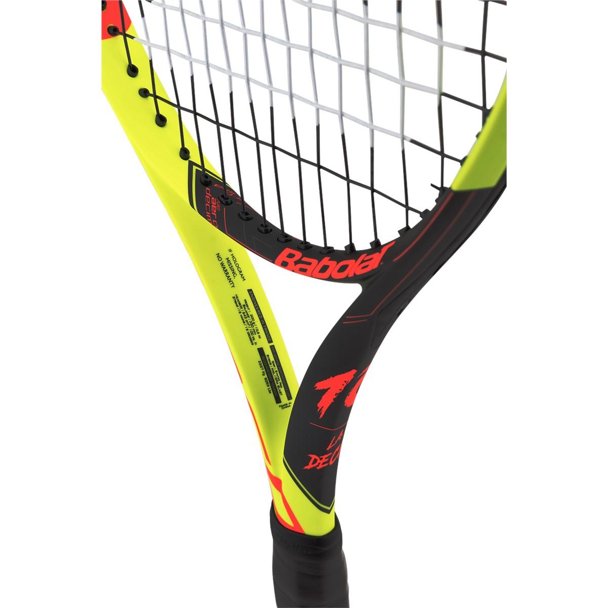 Racquets | Babolat | Babolat Pure Aero Decima RG | Top Serve Tennis