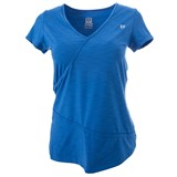 EleVen Wrap Short Sleeve - Turkish Sea