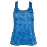 EleVen Race Day Tank - Blue Tribal