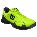 Wilson Junior Rush Pro 2.5 Lime/Black