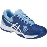 Asics Gel-Dedicate 5 Women Monaco Blue/White