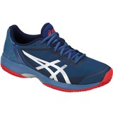 Asics Gel-Court Speed Clay Mens Azure/Blue Print
