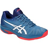 Asics Solution Speed FF Clay Mens Azure/White