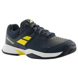 Babolat Pulsion All Court Junior - Blue/Yellow