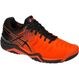 Asics Gel-Resolution 7 Men Red/Black