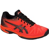 Asics Solution Speed FF Clay Mens Red/Black