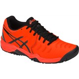 Asics Gel-Resolution 7 GS Boys Red/Black