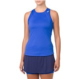 Asics Club Tank Top - Illusion Blue