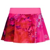 BidiBadu Girls Zina Tech Skort - Pink/Red