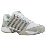 K-Swiss Mens Hypercourt Express - White/Silver